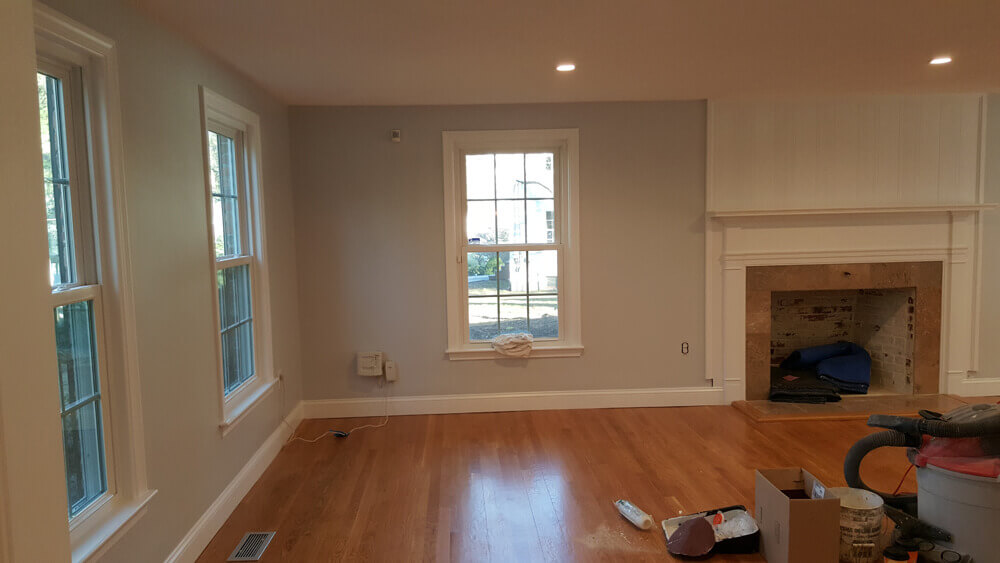 hardwood floor installation cost