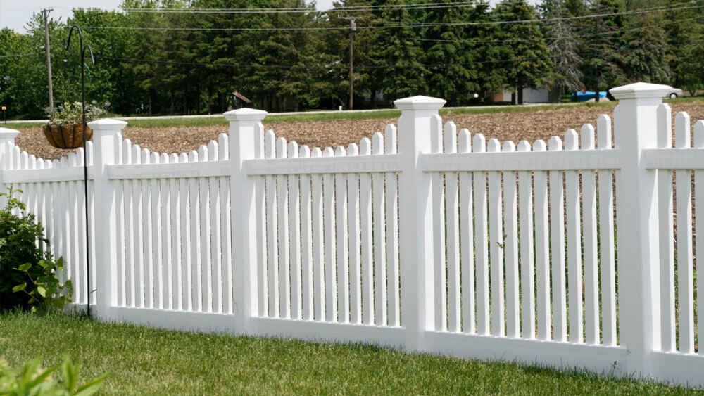 lowes fence installation